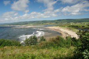 Stunning beauty of Cape Breton's coastline